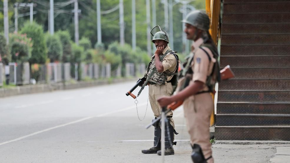 Indian-controlled Kashmir under strict lockdown for 9th day | WHP