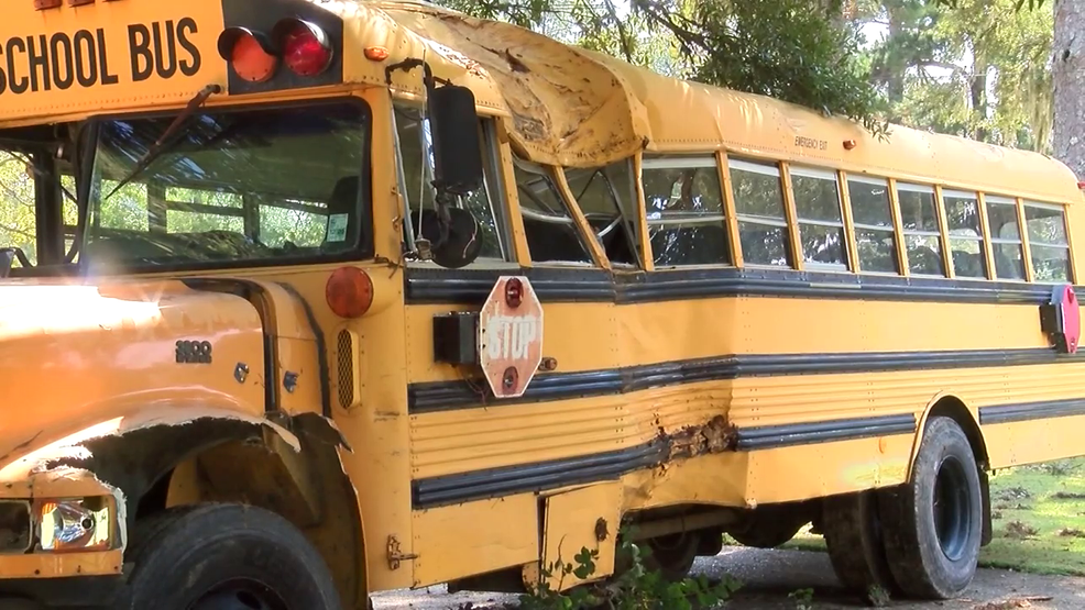 11-year-old steals school bus, leads officers on chase before crashing  outside home | WHP