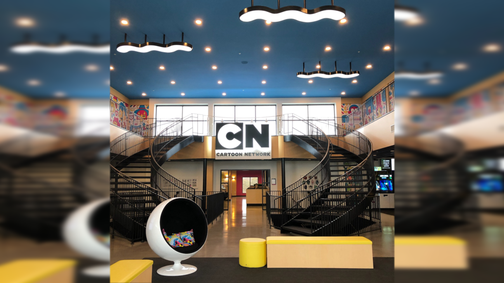 World S First Ever Cartoon Network Hotel Set To Open In Lancaster