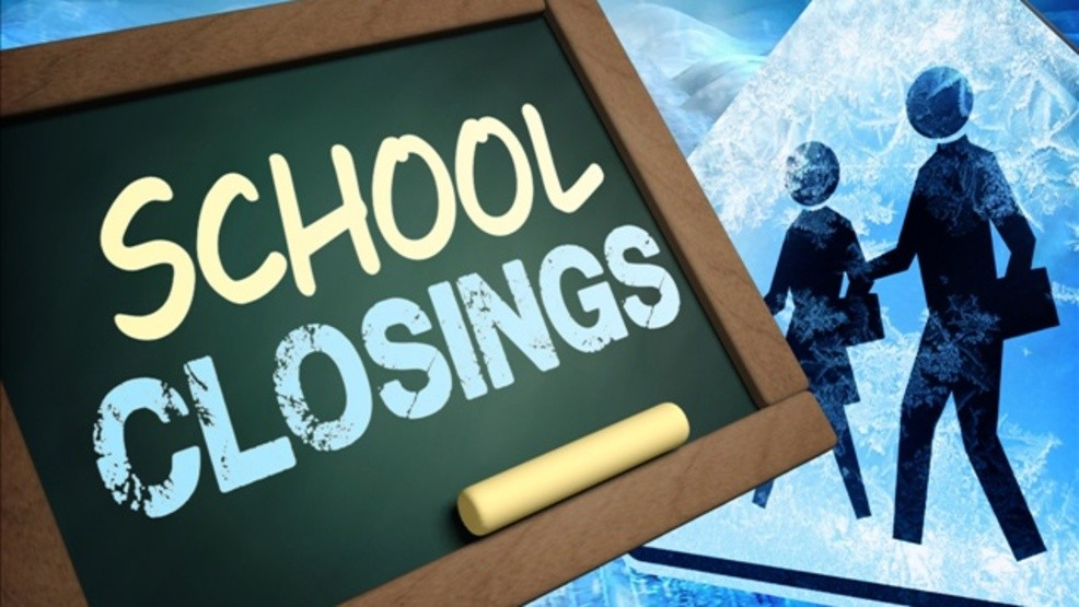 Schools closing early today due to weather | WHP