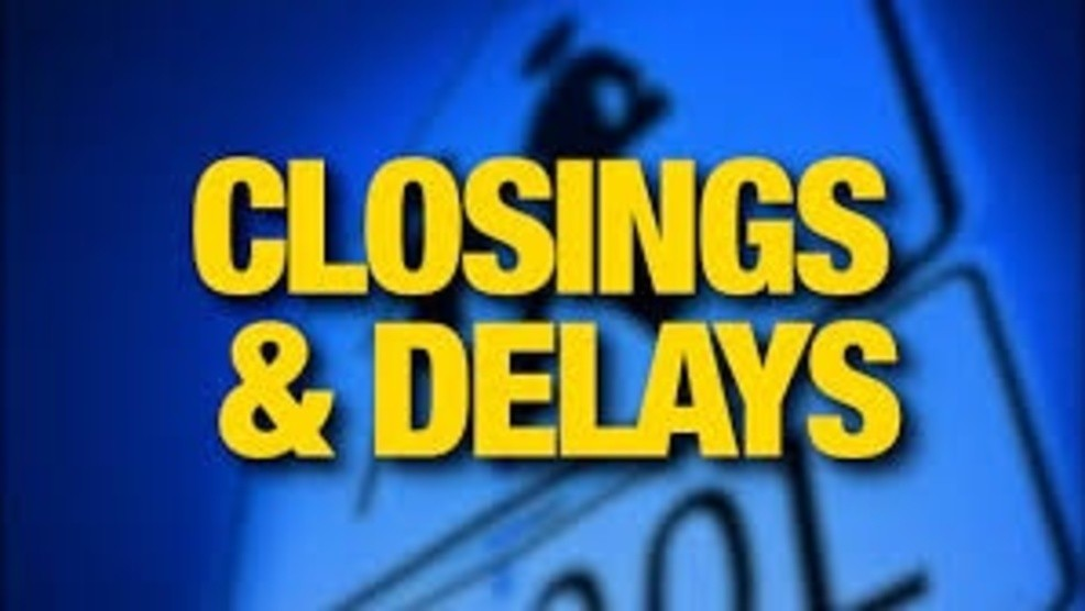 CHECK THE LIST | School delays and closings due to snow | WHP