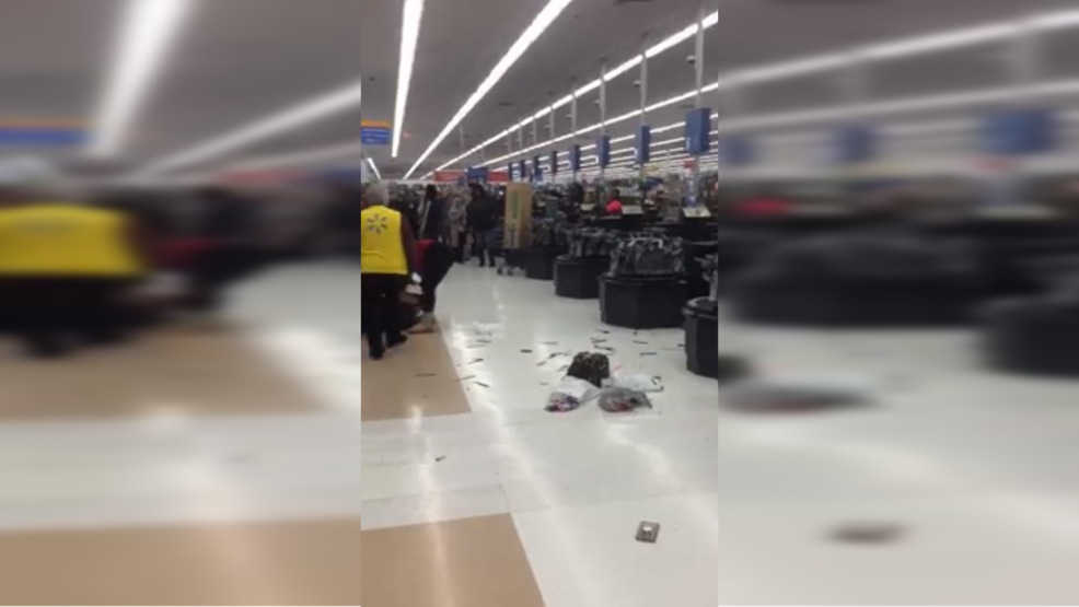 Walmart brawl caught on camera, multiple people charged | WHP