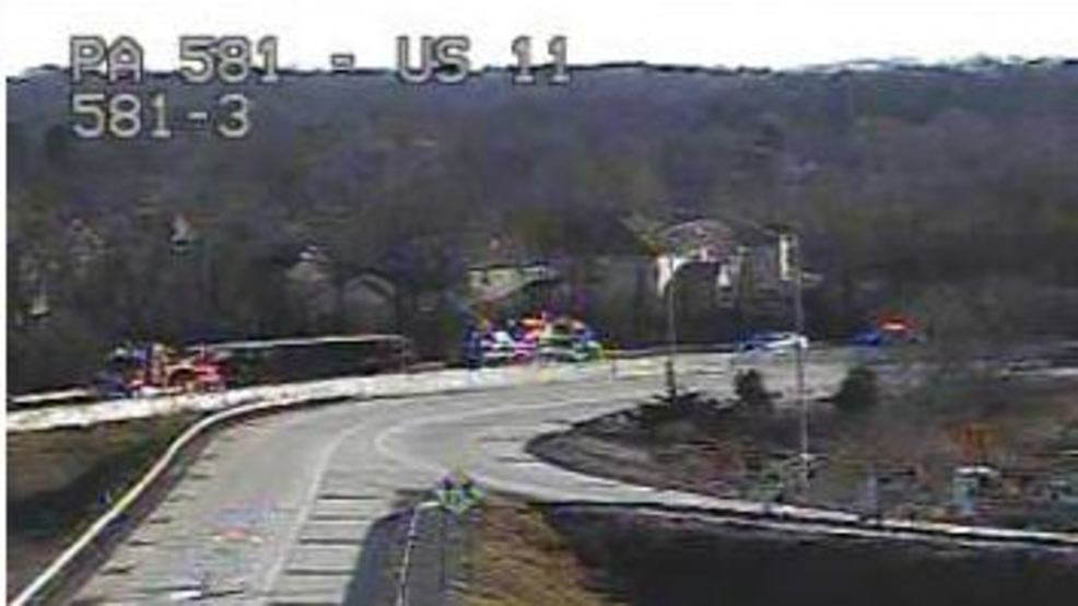 PA 581 reopened after overturned tractor trailer | WHP