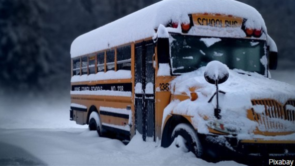 LIST | School closings and delays | WHP
