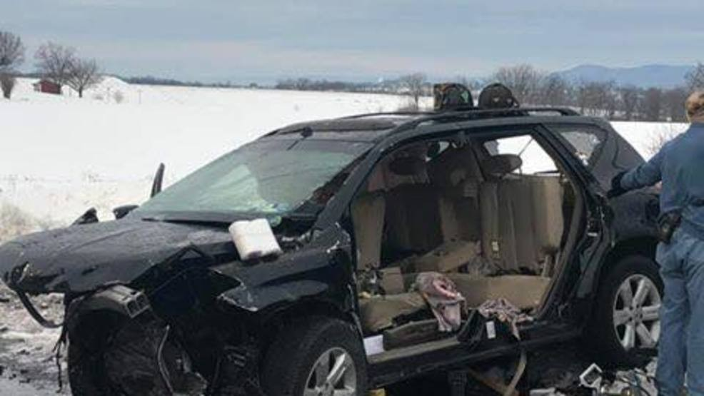 UPDATE: Victims identified in fatal Franklin County crash | WHP
