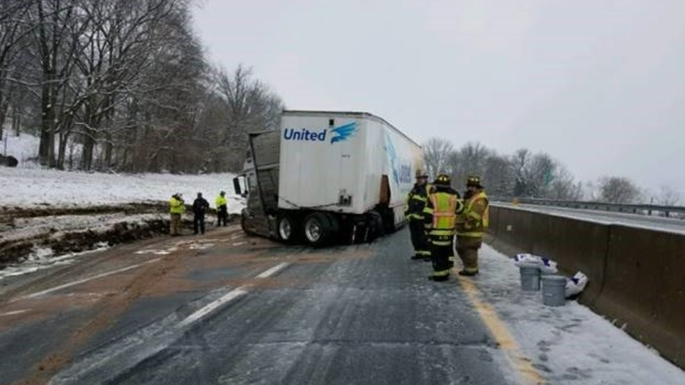 UPDATE | PA Turnpike WB reopens between Reading and Lebanon