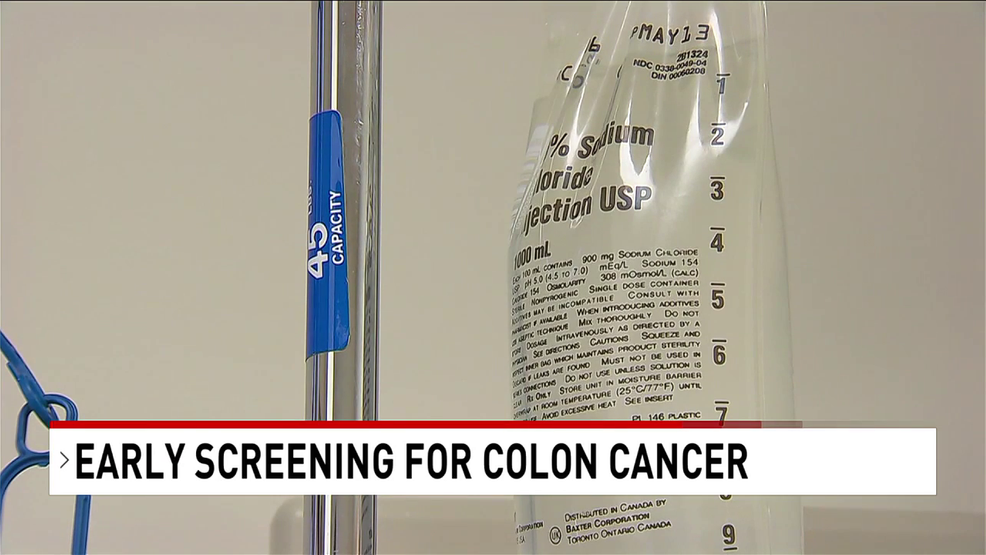 Area Surgeon Stresses Importance Of Early Colon Cancer Screening Whp